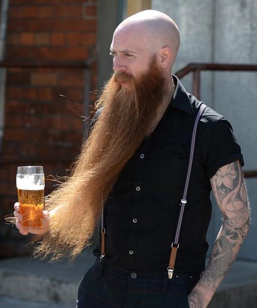 Los Mejores Tipos De Barba Para Hombres Calvos Comprar