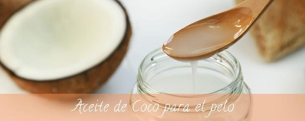 Aceite de Coco para el pelo - Alpel