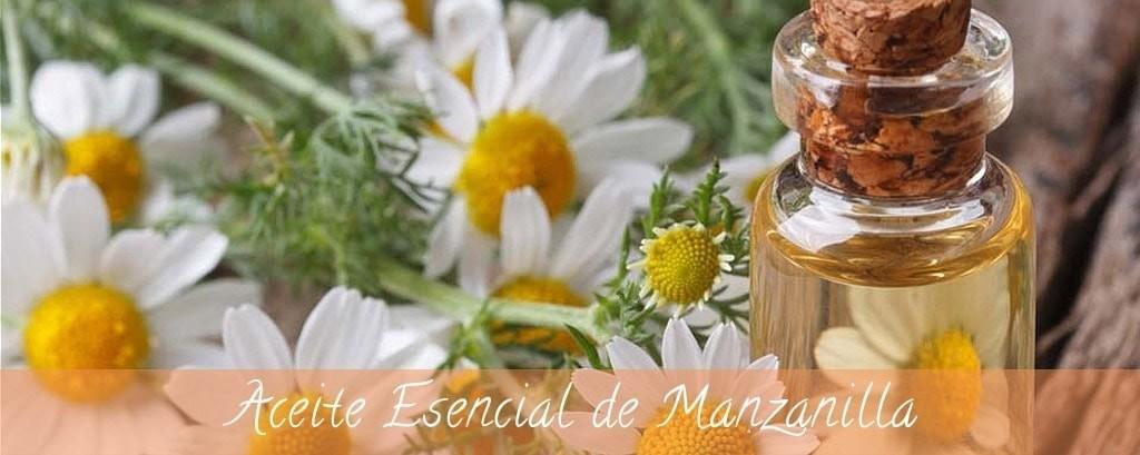 Aceite Esencial de Manzanilla: Todos los beneficios