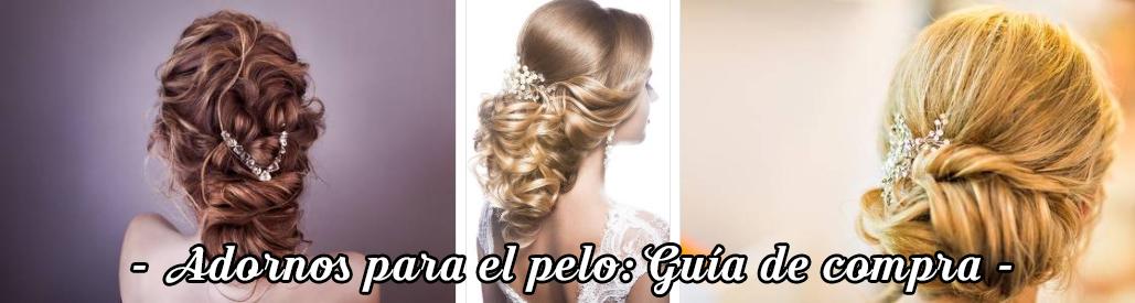 ADORNOS para el pelo - Precios baratos Envío 24 hrs - Alpel