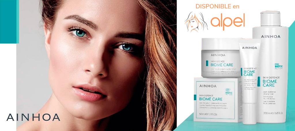 Ainhoa BIOME CARE - tratamientos faciales de cosmética profesional