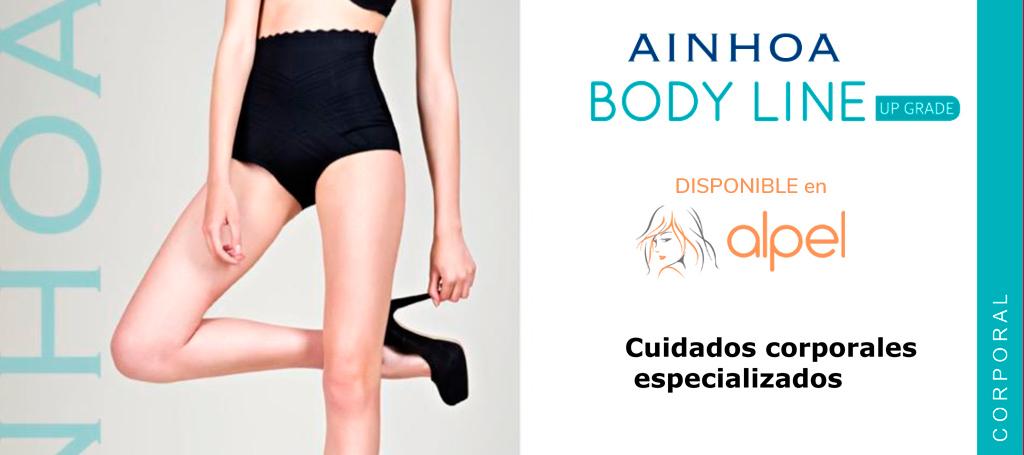 Ainhoa Body Line - tratamientos corporales de cosmética profesional