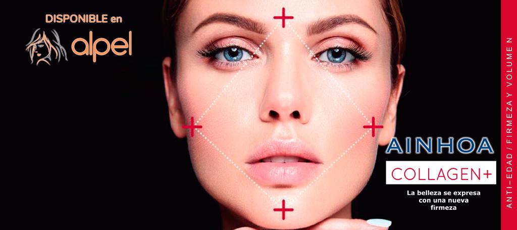 Ainhoa COLLAGEN+ tratamientos faciales de cosmética profesional
