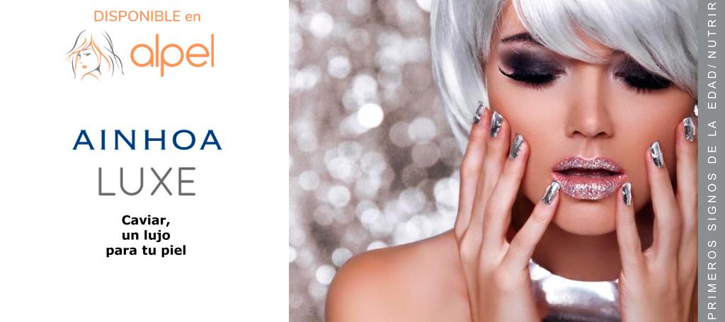 Ainhoa Luxe - tratamientos faciales de cosmética profesional