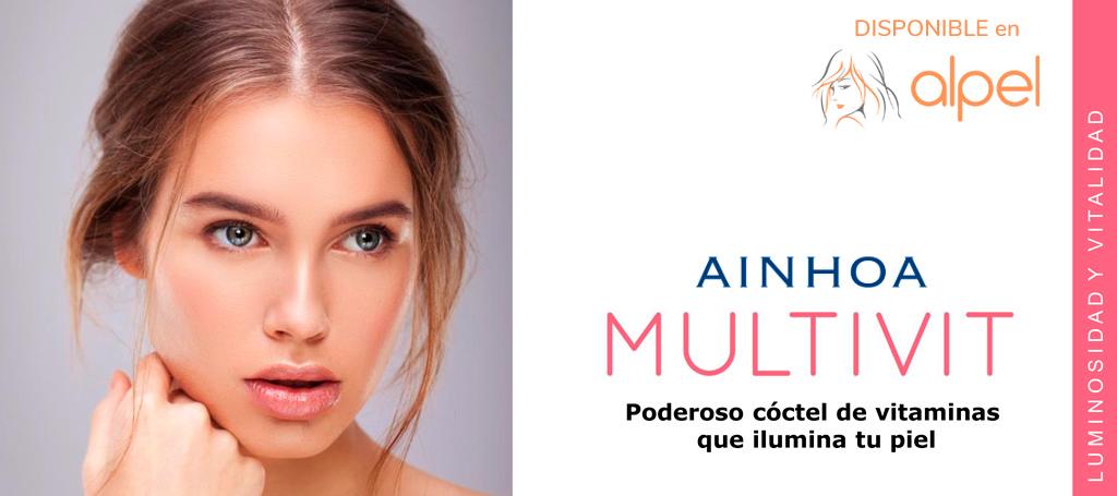 Ainhoa MULTIVIT - tratamientos faciales de cosmética profesional