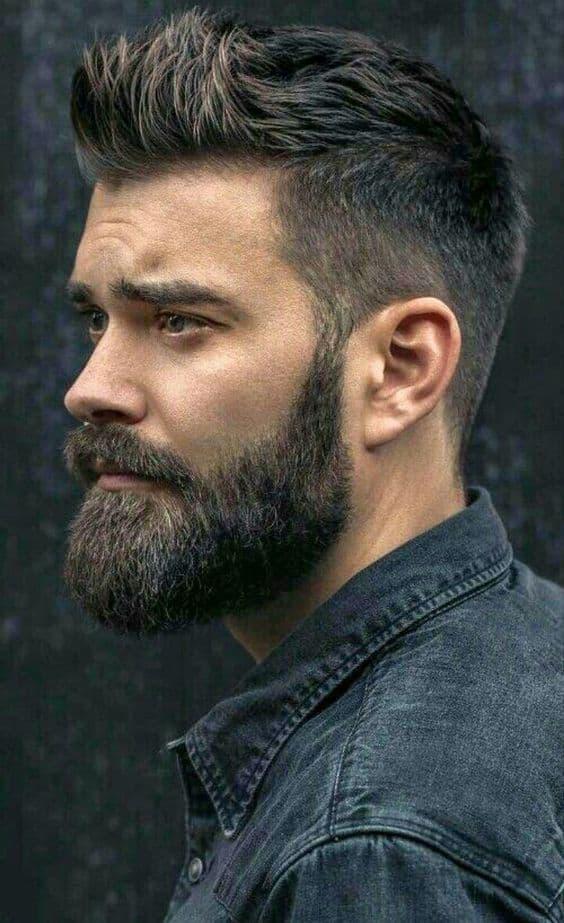 U Shaped Goatee Tipos de barba ...