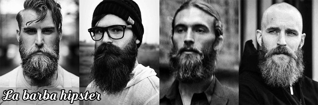 La barba hipster sigue estando de moda