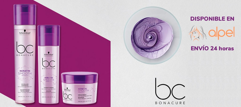 Schwarzkopf Professional BC Bonacure Keratin Smooth - productos Schwarzkopf de peluquería