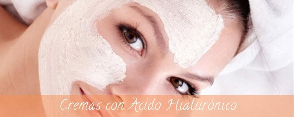 Cremas con Ácido Hialurónico - Alpel
