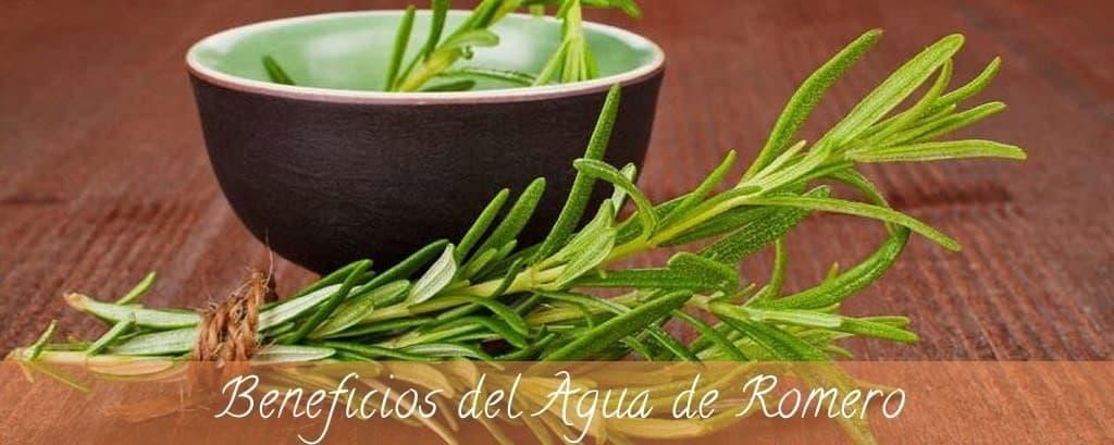 Beneficios del Agua de Romero para el Cabello