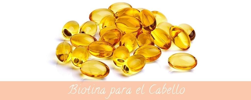 Biotina para el cabello - Alpel