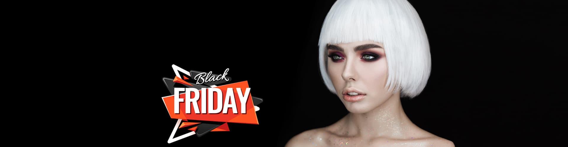 Ofertas Black Friday 2020 en la tienda de la peluquería Alpel