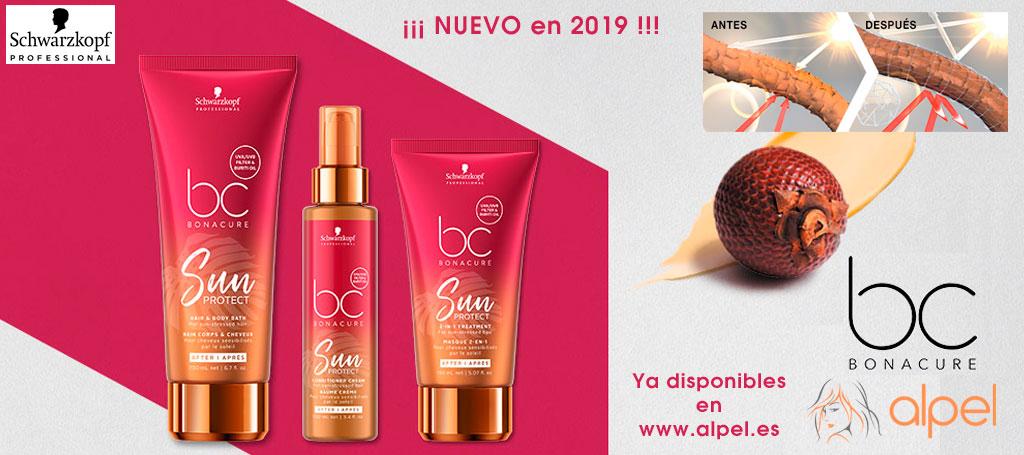 Schwarzkopf Professional BC Bonacure Sun - productos Schwarzkopf de peluquería