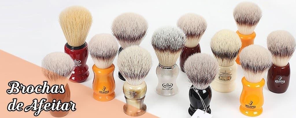 Brochas de Afeitar - Barbershop Alpel