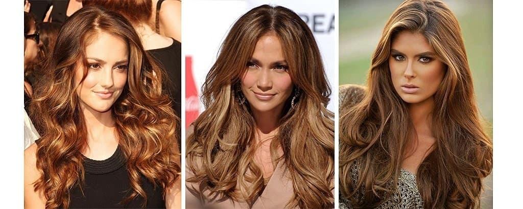 Cómo conseguir un color de pelo castaño claro