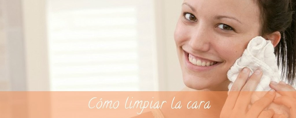 Cómo limpiar la cara: Los mejores trucos - Alpel