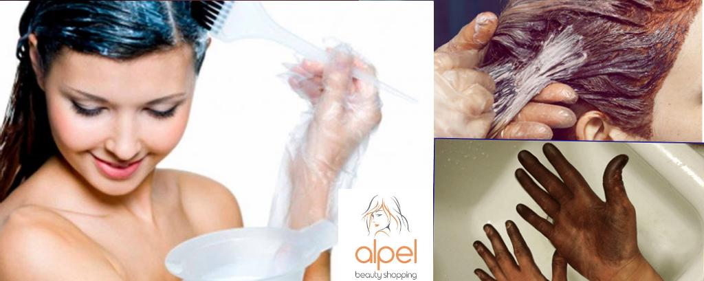 como quitar manchas de tinte en la piel