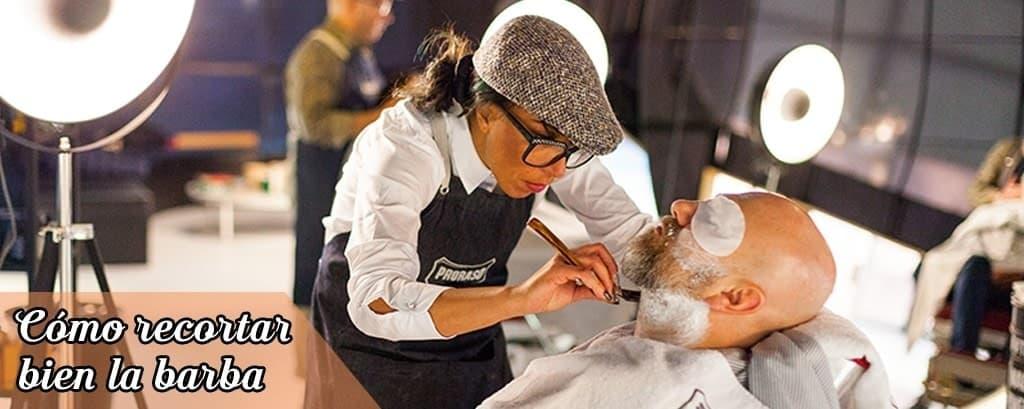 Cómo recortar la barba de manera correcta - La tienda de la peluquería Alpel