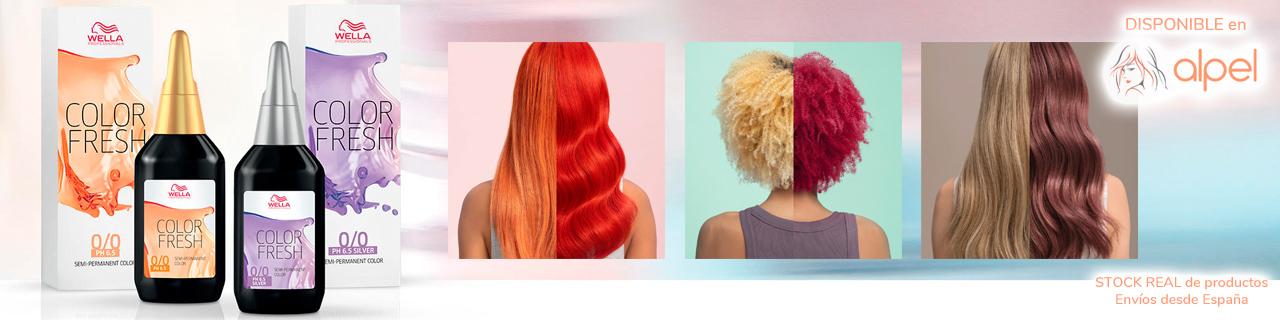 Comprar online Wella Color Fresh con envío 24 horas Alpel