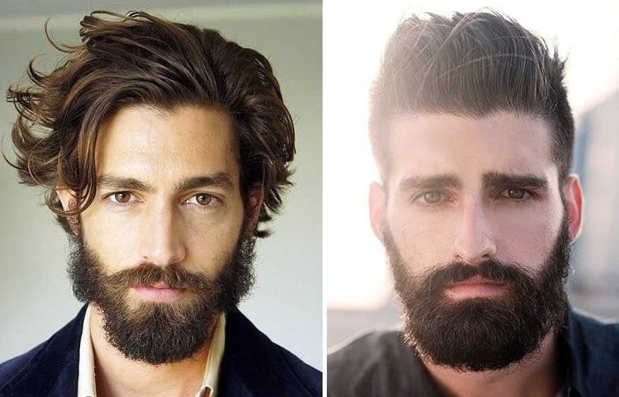 Tipos de barba seg n la forma del rostro alpel for Tipos de corte de barba