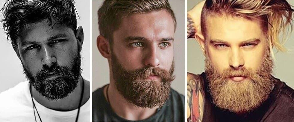 Tipos de barba seg n la forma del rostro alpel for Estilos de barba sin bigote