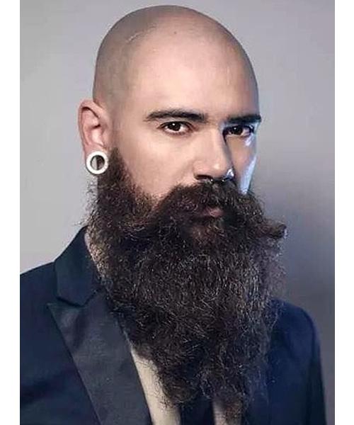 Corte de pelo para hombre pelon