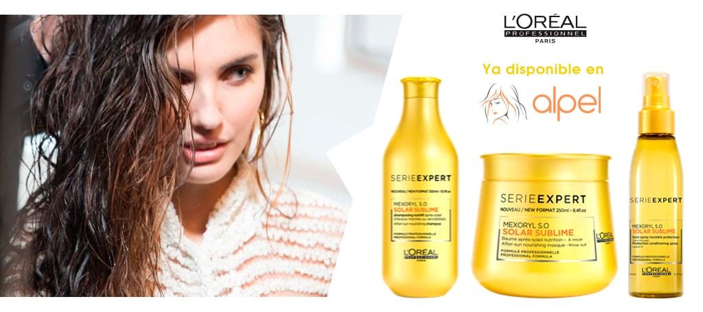 L´Oreal Professionnel Solar Sublime 2020 - La tienda de la peluquería Alpel