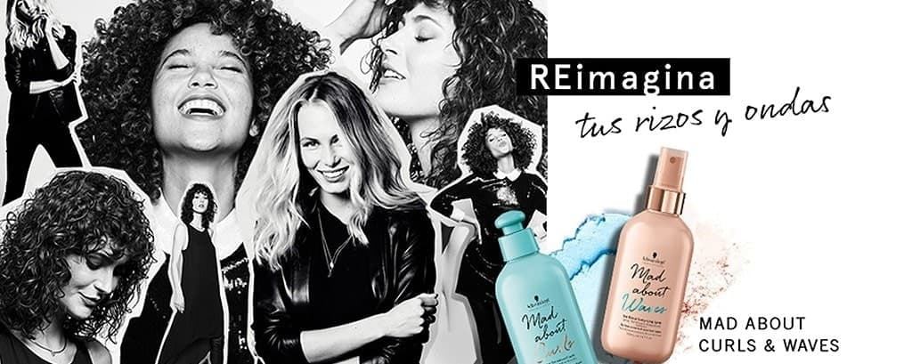 MAD ABOUT Curls & Waves - REimagina tus rizos y ondas