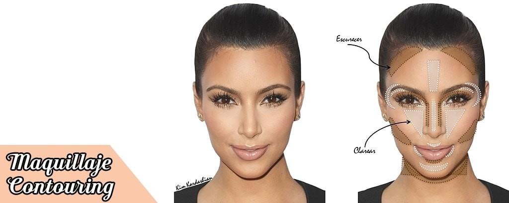 ¿Qué es el contouring? El maquillaje basado en la luz - Alpel