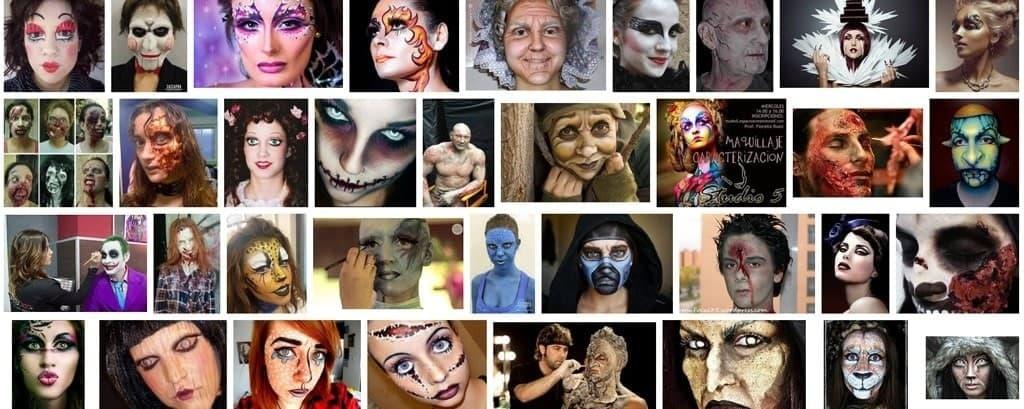Maquillaje de caracterización y efectos especiales - Envío 24 hrs - Alpel
