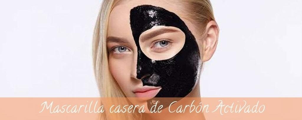 Mascarilla casera de Carbón Activado - La tienda de peluquería Alpel