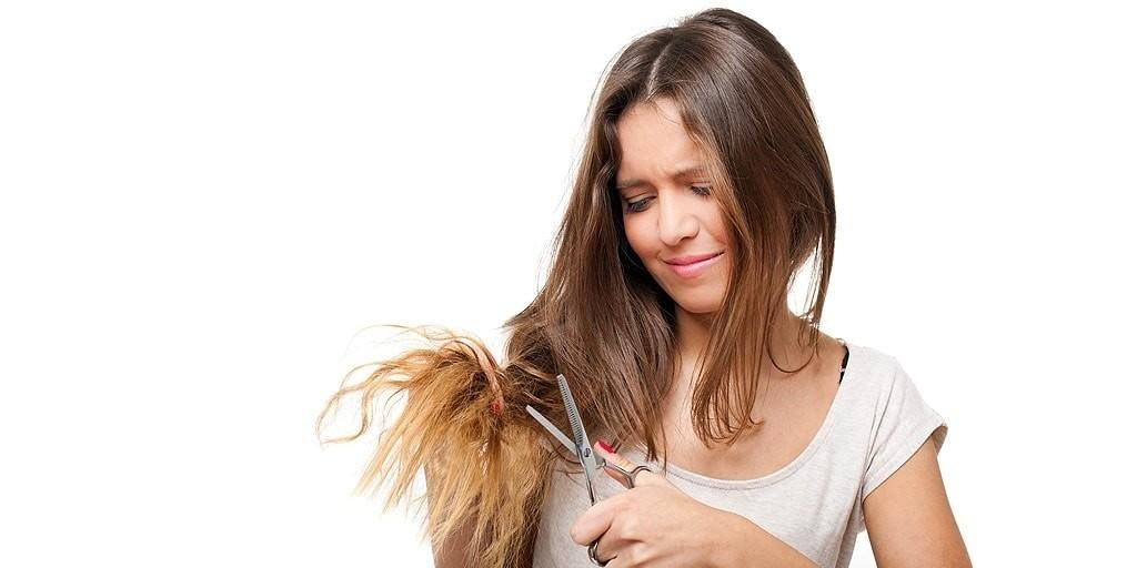 Mascarilla para el pelo dañado, tratamientos reparadores del cabello