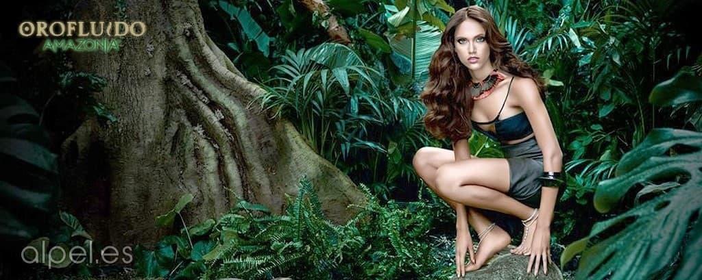 OROFLUIDO Amazonia - Reparación intensa y volumen