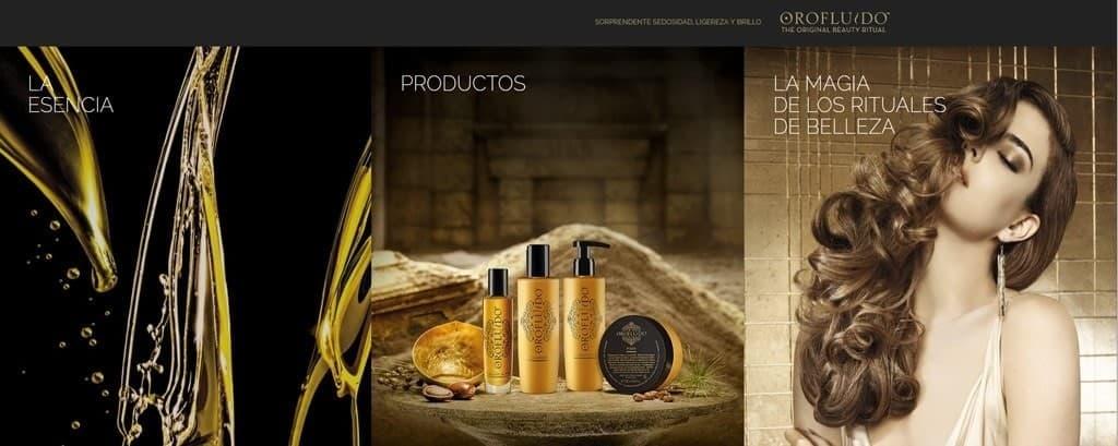OROFLUIDO - Elixir de Belleza para tu cabello
