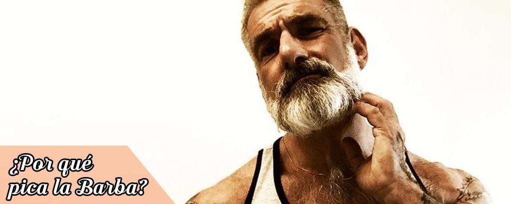Me pica la barba, ¿qué puedo hacer para solucionar el picor? - Alpel