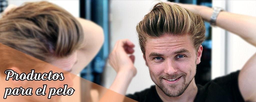 Productos para el Pelo de Hombres - Barbershop Alpel