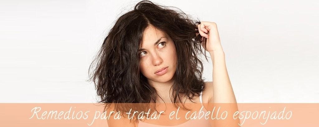 Remedios para tratar el cabello esponjado - Alpel
