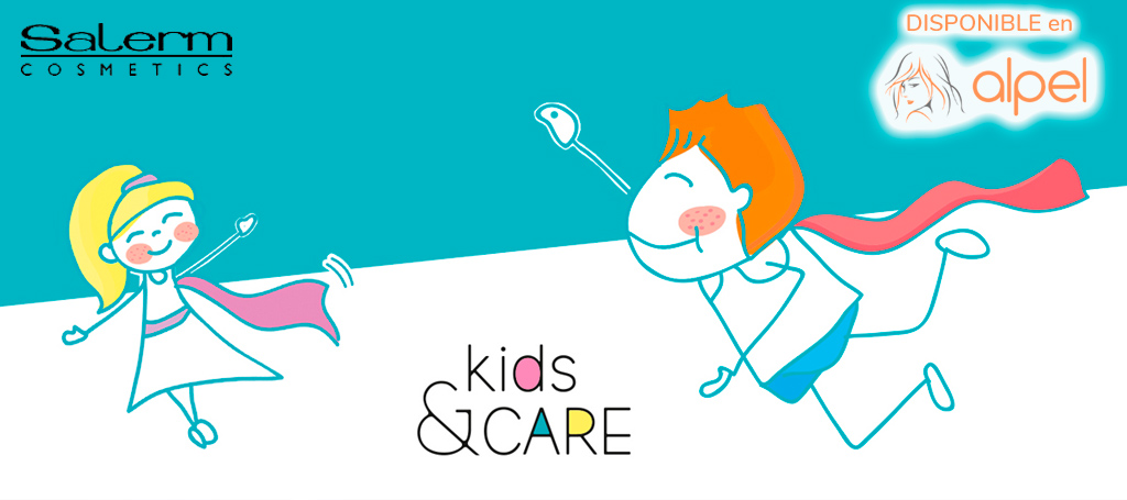 Salerm KIDS & CARE comprar productos Salerm Cosmetics online en Alpel