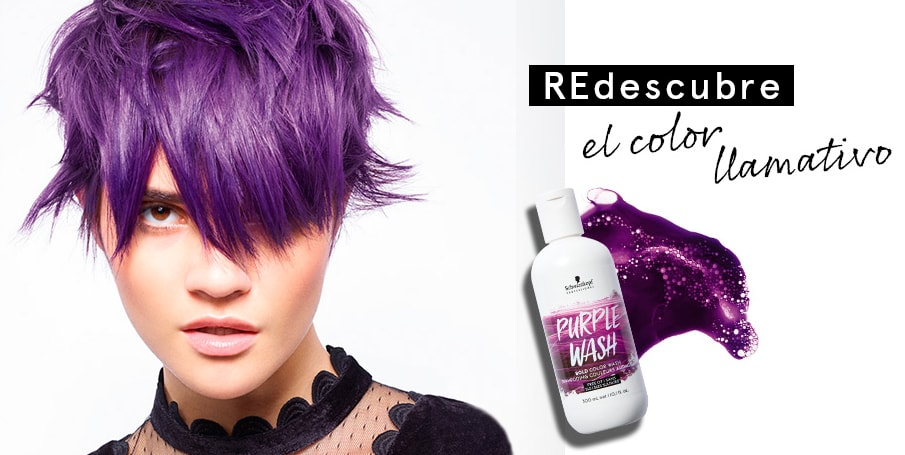 Schwarzkopf Bold Color Purple Wash