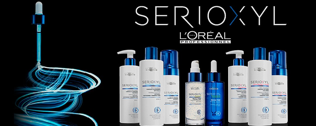 SERIOXYL de L´Oreal Professionnel para fortalecer el cabello