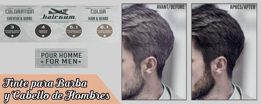 Tinte para Barba - La tienda de peluquería Alpel
