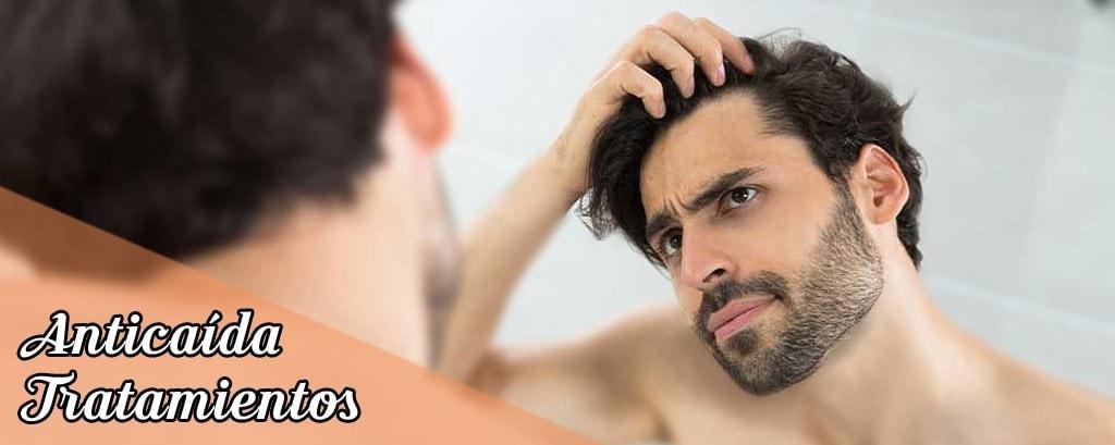 Tratamientos Anticaída para Hombres - La tienda de la peluquería Alpel