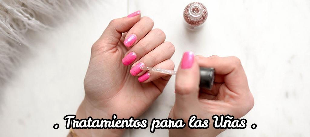 TRATAMIENTOS para uñas con productos profesionales de estética