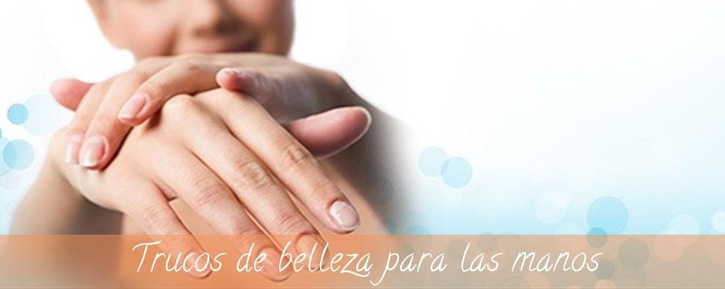 5 trucos de belleza caseros para el cuidado de las manos