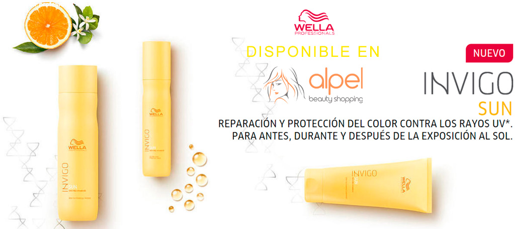Wella Professionals INVIGO SUN - Solar Care