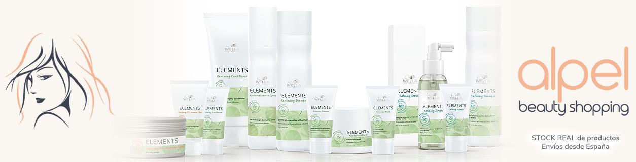 Wella Professionals ELEMENTS - La tienda de la peluquería Alpel