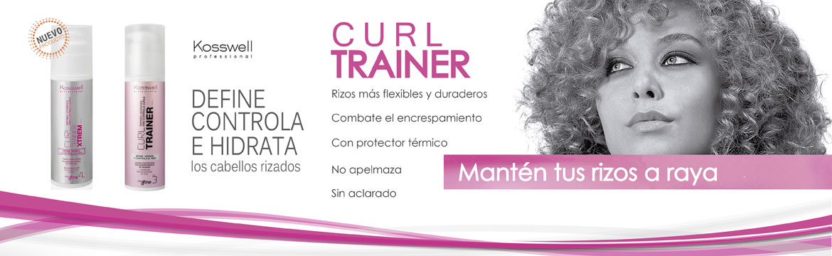 Kosswell Curl Trainer