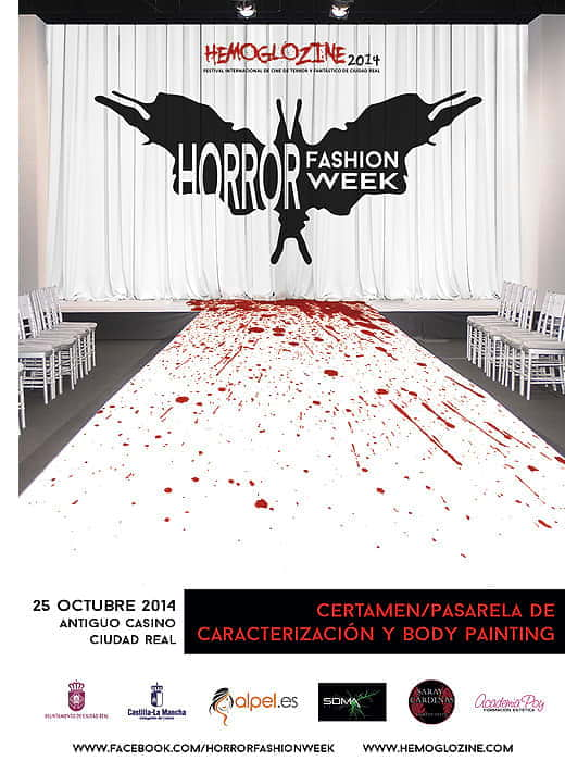 Cartel Horror Fashion Week 2014