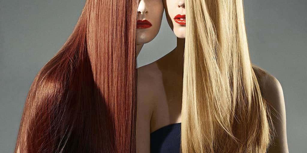 Champús de peluquería para el pelo teñido