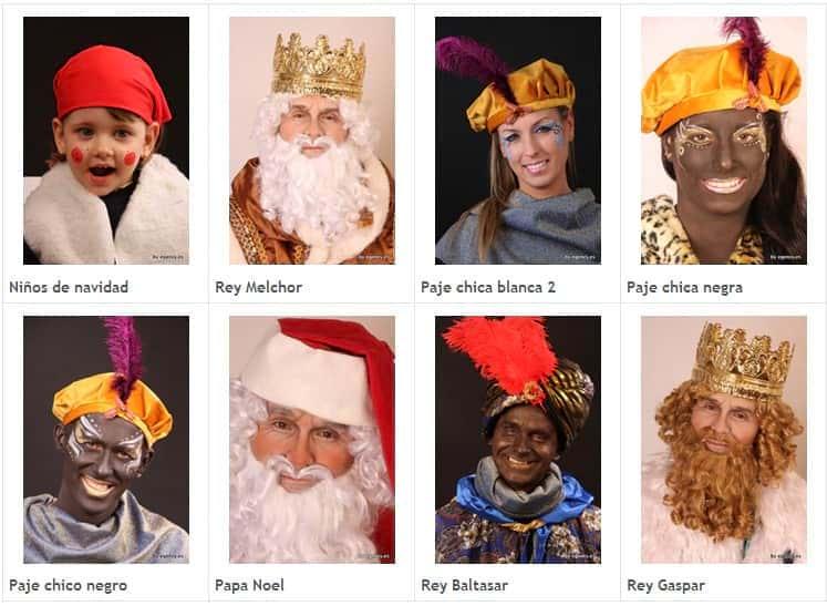 Ejemplos De Maquillaje Para Navidad Y Reyes